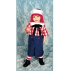 Raggedy Andy Toddler 2-4